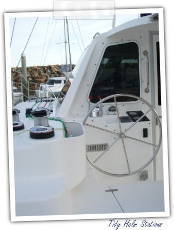 Tidy Helm Stations